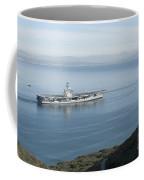 Uss Carl Vinson Gets Underway Coffee Mug