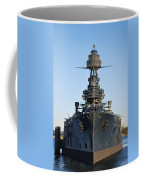 Uss Texas Bow Coffee Mug