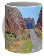 Utah Highway Coffee Mug