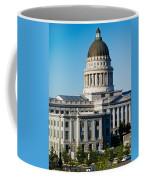 Utah State Capitol Building, Salt Lake Coffee Mug