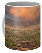 Valley Sunset Coffee Mug