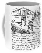 Van Gogh Letter, 1888 Coffee Mug