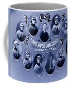 Vancouver Amazons Women's Hockey Team 1921 Coffee Mug
