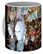 Venetian Masks 2 Coffee Mug