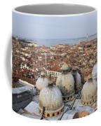 Terracotta Skyline Venice Italy Coffee Mug
