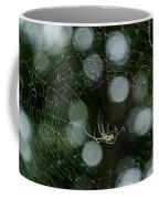 Venusta Orchard Spider Coffee Mug