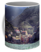 Vernazza Coffee Mug by Joana Kruse