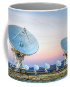 Very Large Array Of Radio Telescopes  Coffee Mug