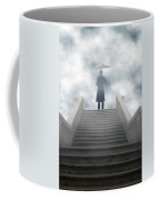 Victorian Man Coffee Mug by Joana Kruse