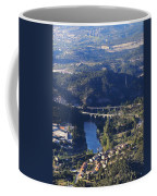 View From Montserrat Mountain Coffee Mug