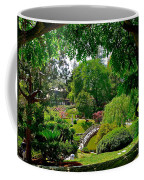 View Of A Japanese Garden Coffee Mug