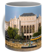 Vigado Concert Hall In Budapest Coffee Mug