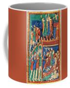 Vikings Invade England 9th Century Coffee Mug by Photo Researchers