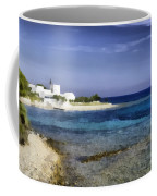 Greek Villa Coffee Mug