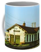 Villisca Train Depot Coffee Mug