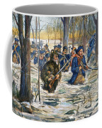 Vincennes: March, 1779 Coffee Mug by Granger
