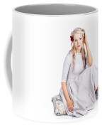 Vintage Beauty Coffee Mug