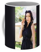 Vintage Fashion Glamour Coffee Mug