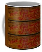 Vintage Pepsi  Coffee Mug