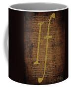 Vintage Poem 3 Coffee Mug