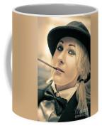 Vintage Portrait Of Success Coffee Mug