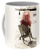 Vision Of A Simple Life Coffee Mug