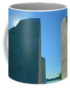 Visiting Marin Luther King Coffee Mug