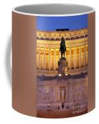 Vittorio Emanuele - Rome Coffee Mug