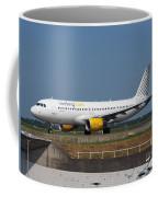 Vueling Airbus A320 Coffee Mug