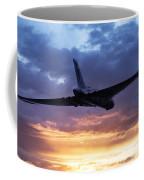 Vulcan Sunset Coffee Mug