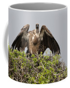 Vultures With Full Crops Coffee Mug