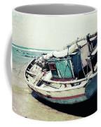 Waiting For The Tide Coffee Mug
