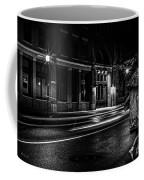 Walking In The Rain   Coffee Mug by Bob Orsillo