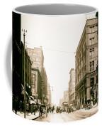 Walnut Street - Kansas City 1906 Coffee Mug