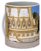 Wat Nong Bua East Side Of Main Stupa Base Dthu449 Coffee Mug