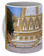 Wat Nong Bua West Side Of Main Stupa Base Dthu447 Coffee Mug