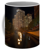Waterfire.  Providence Rhode Island Coffee Mug