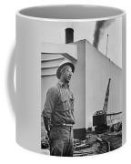 Watts Bar Dam, 1942 Coffee Mug