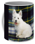 West Highland White Terrier Puppy Coffee Mug