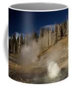 West Triplet Geyser Coffee Mug
