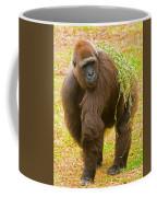 Western Lowland Gorilla Female Coffee Mug