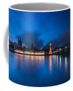 Westminster Blue Hour Coffee Mug