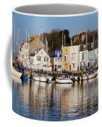 Weymouth In The Water Coffee Mug