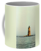Whaleback Lighthouse Coffee Mug