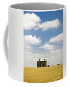 Wheat Fields Coffee Mug