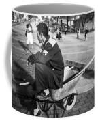 Wheel Barrel Man Coffee Mug
