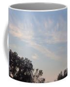 Whispy Clouds Coffee Mug
