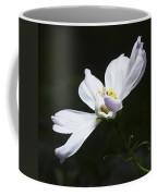 White Flower In Bloom Coffee Mug