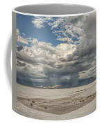 White Sands Rain Coffee Mug