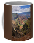 Wiamea Depth Coffee Mug by Mike  Dawson
